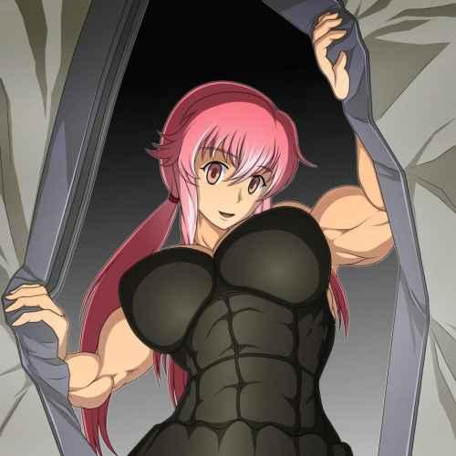 Muskelimaijaa seuraavana mediana