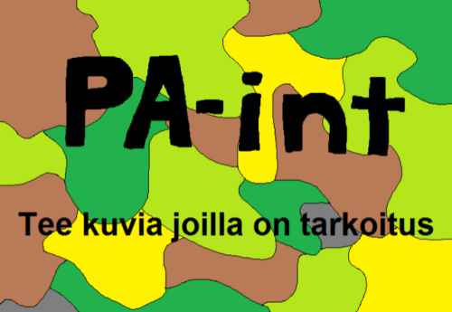 Paint-Taide