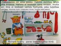 Richard Scarry - Lihakauppias