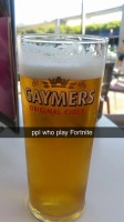 ppl who play fortnite