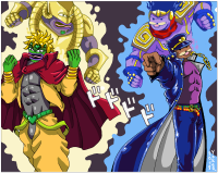Pepe-Dio VS Spurdo-Jojo!