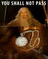Kuka voisi kellot seisauttaa..