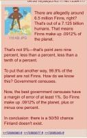 Suomella on juridisesti 50% tsänssi olla uskopuhetta