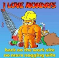 Röi maanantai perrrkele