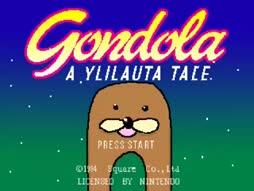 Gondola - A Ylilauta Tale: SNES edition