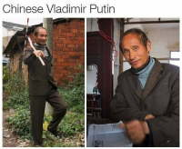 Kiinan Putin