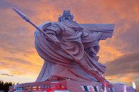 Guan Yu, kiinalaisen mytologian soturijumala