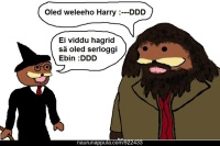 Oled weleho Harry :-DDD