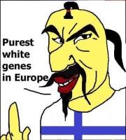 Puhtaat Valkoiset Geenit