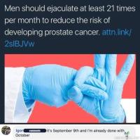 Ei taida eturauhassyöpä luolastolaisia uhata?