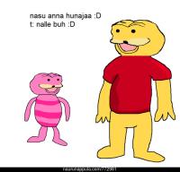 Nalle Buh