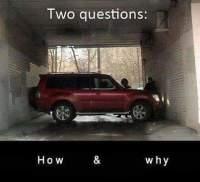 Kaksi kysymystä