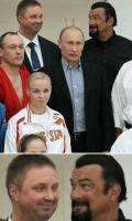 Putin ja Steven