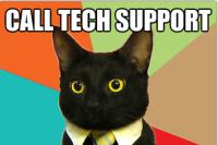 Miksi kissa ottaa yhteyttä mikrotukeen?