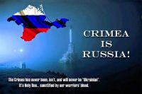 Krim on Venäjää!