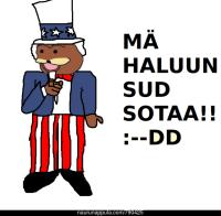 Uncle Spurdo :---DDD