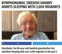 Mummot integroi maahanmuuttajia Ruotsissa