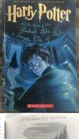 Tekoälyn kirjoittama Harry Potter