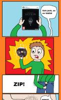 Skyrim-sarjakuva