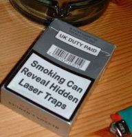 Totuus savukkeista