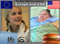Main Difference Between Europe and USA