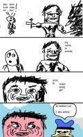 svarzeneggeri sarjakuva (itse tehty). -- (Sakolut, ma 28.6.2010)