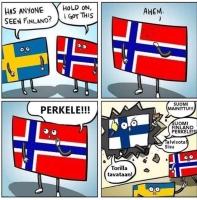 Suomi perkele!