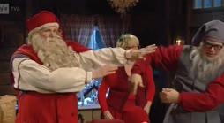 Kun Pukki saa Jouluna säkit tyhjiksi