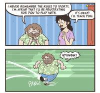 Ronnie urheloitsee