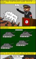 Spurdot sotajalalla