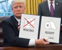 Trump on kansaa jakava poliittinen toimija