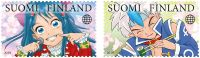 Uudet postimerkit 2019