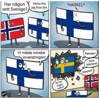 Missä Ruotsi?