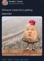 Trump ei kestä huumoria