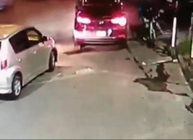 Nigga broke my bike