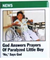 Jumala vastaa.