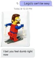 Seksikäs lego