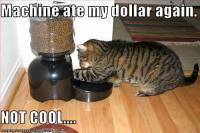 Surkea ruoka-automaatti >:3