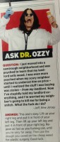 Dr. Ozzy