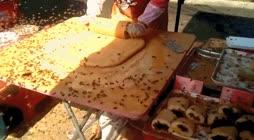 Hyönteisleivän valmistus