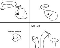 Horatio sarjakuva