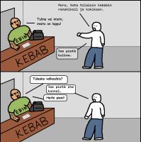 Kebabhuumoria 1-6 (Realisti)