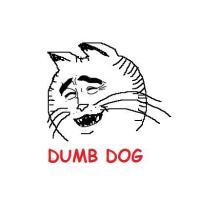 Dumb dog :D