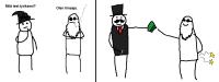 Vitsillis sarjakuva tribuutti