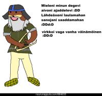 Spurdo-Kalevala osa 1