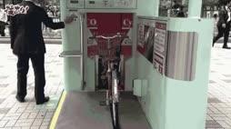 Polkupyöräteline