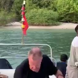 Jeremy Clarksonin terveiset kiinalaisille.
