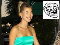 Trollface Hailey Balwin
