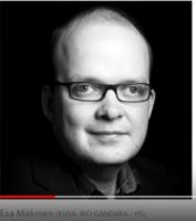Esa Mäkinen - the lokinkivittäjä