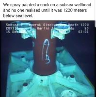 Taidetta merten syvyyksissä